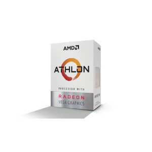 AMD Athlon 200GE 3.2 GHz Socket AM4 2-Core Processor (YD200GC6FBBOX)