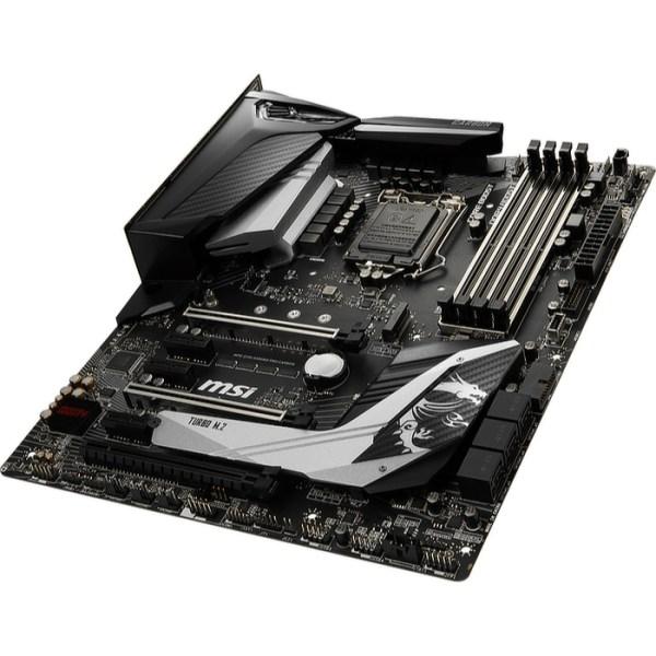 MSI MPG Z390 GAMING PRO CARBON LGA 1151 Intel Z390 DDR4 ATX Motherboard (MPG Z390 GAMING PRO CARBON)