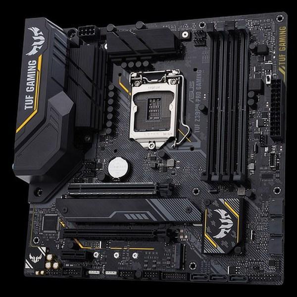 ASUS TUF Z390M-PRO GAMING LGA 1151 Intel Z390 DDR4 Micro ATX Motherboard (90MB0Y10-M0EAY0)