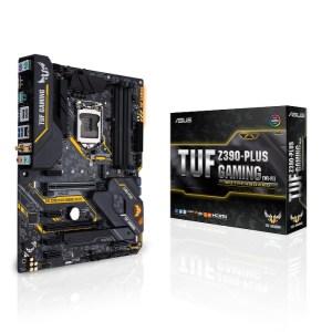 ASUS TUF Z390-PLUS GAMING (WI-FI) LGA 1151 Intel Z390 DDR4 ATX Motherboard (90MB0Z90-M0EAY0)