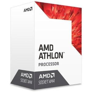 AMD Athlon 220GE 3.4 GHz Socket AM4 2-Core Processor (YD220GC6FBBOX)