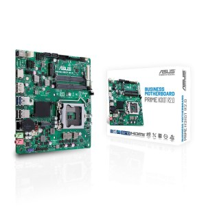 ASUS PRIME H310T R2.0 LGA 1151 Intel H310 DDR4 Thin Mini ITX Motherboard (90MB10K0-M0EAYM)
