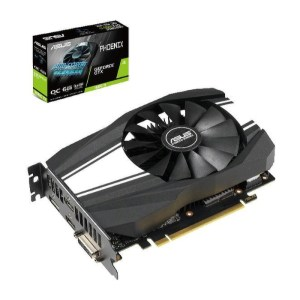 ASUS GeForce GTX 1660 Ti Phoenix OC 6GB GDDR6 Graphics Card (90YV0CT0-M0NA00)