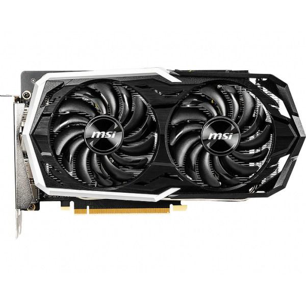 MSI GeForce GTX 1660 Ti Armor OC 6 GB GDDR6 Graphics Card (GTX 1660 TI ARMOR 6G OC)