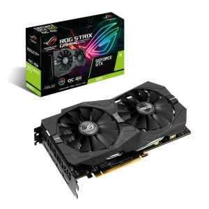 ASUS GeForce GTX 1650 ROG Strix Gaming 4 GB GDDR5 Graphics Card (90YV0CX1-M0NA00)