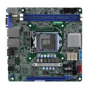 ASRock C246 WSI LGA 1151 Intel C246 DDR4 Mini ITX Motherboard (C246 WSI)