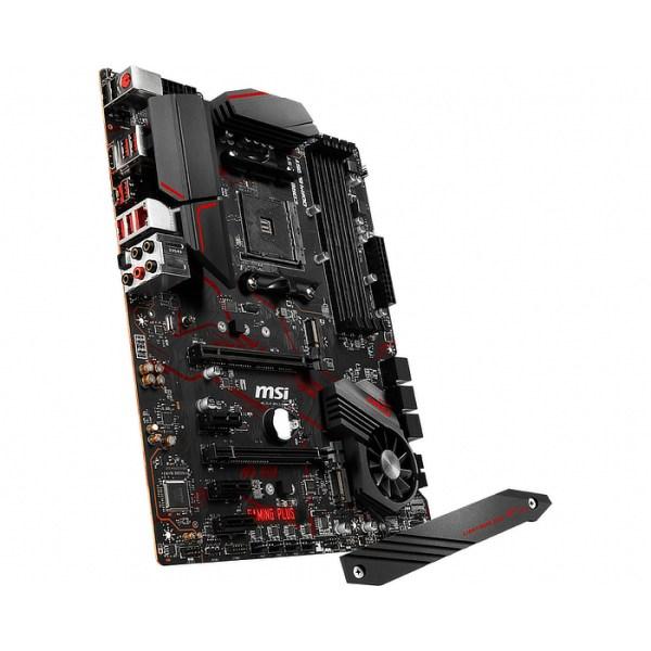 MSI MPG X570 Gaming Plus Socket AM4 AMD X570 DDR4 ATX Motherboard (MPG X570 GAMING PLUS)