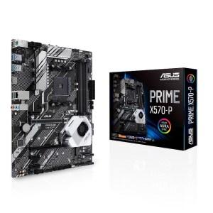 ASUS Prime X570-P Socket AM4 AMD X570 DDR4 ATX Motherboard (90MB11N0-M0EAY0)