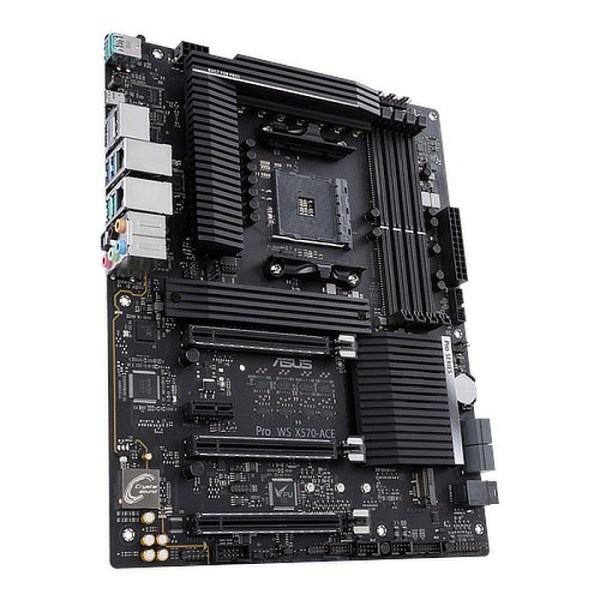ASUS Pro WS X570-ACE Socket AM4 AMD X570 DDR4 ATX Motherboard (90MB11M0-M0EAY0)