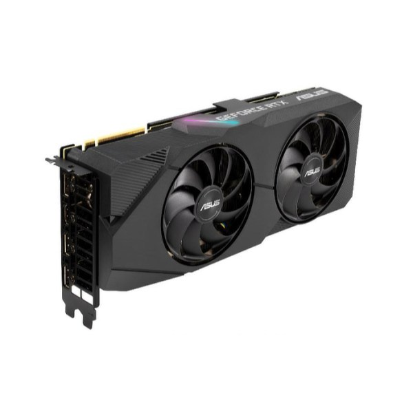 ASUS GeForce RTX 2070 SUPER DUAL EVO 8 GB GDDR6 Graphics Card (90YV0DK0-M0NA00)
