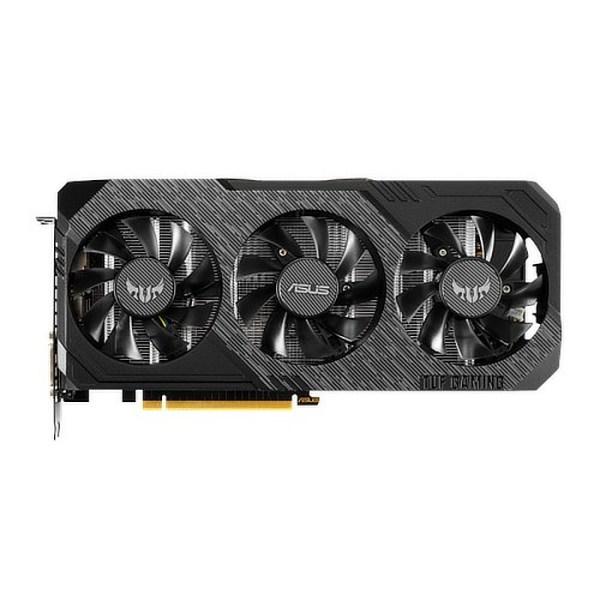ASUS GeForce GTX 1660 TUF3 Gaming 6 GB GDDR5 Graphics Card (TUF 3-GTX1660-6G-GAMING)
