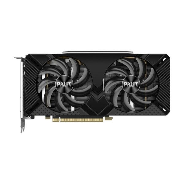 Palit GeForce RTX 2060 SUPER DUAL 8 GB GDDR6 Graphics Card (NE6206S018P2-1160A)