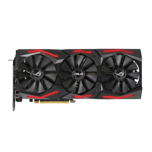 ASUS GeForce RTX 2060 SUPER ROG Strix Gaming 8 GB GDDR6 Graphics Card (90YV0DG2-M0NA00)