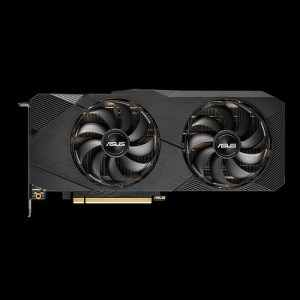 ASUS GeForce RTX 2070 SUPER DUAL Advanced EVO 8 GB GDDR6 Graphics Card (DUAL-RTX2070S-A8G-EVO)