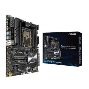 ASUS MB Pro WS C621-64L SAGE/10 G LGA 3647 Intel C621 DDR4 CEB Motherboard (90SW00S0-M0EAY0)