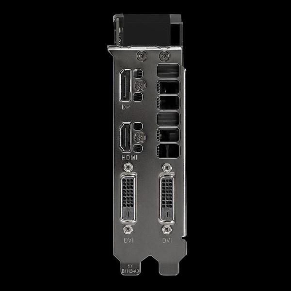 ASUS Radeon RX 570 ROG Strix Gaming 8 GB GDDR5 Graphics Card (90YV0AJ9-M0NA00)