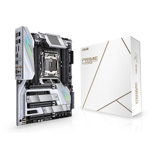 ASUS Prime X299 Edition 30 LGA 2066 Intel X299 DDR4 ATX Motherboard (90MB1190-M0EAY0)