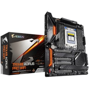 Gigabyte TRX40 Aorus Pro WIFI sTRX4 AMD TRX40 DDR4 ATX Motherboard (TRX40 AORUS PRO WIFI)