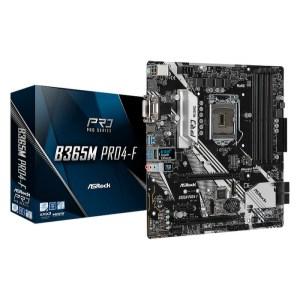 ASRock B365M PRO4-F LGA 1151 Intel B365 DDR4 Micro ATX Motherboard (B365M PRO4-F)