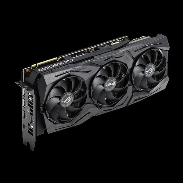 ASUS GeForce RTX 2080 SUPER ROG Strix Gaming 8 GB GDDR6 Graphics Card (90YV0DH2-MTNM00)