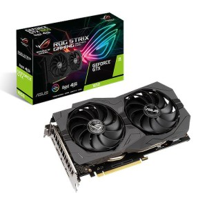 ASUS GeForce GTX 1650 ROG Strix Gaming Advanced 4 GB GDDR6 Graphics Card (ROG-STRIX-GTX1650-A4GD6-GAMING)