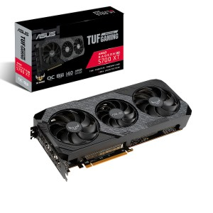 ASUS Radeon RX 5700 XT TUF 3 Gaming EVO OC 8 GB GDDR6 Graphics Card (90YV0DA1-M0NA00)