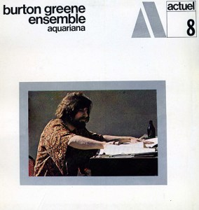 Burton Greene - Aquariana