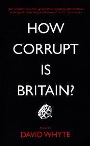 How Corrupt Is Britain (supremely)