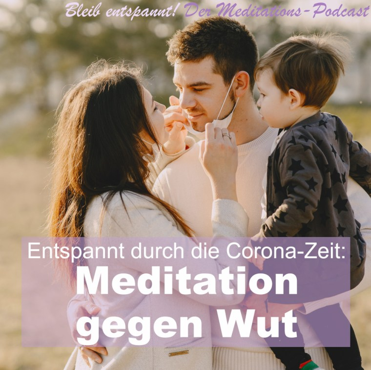 Meditation gegen Wut