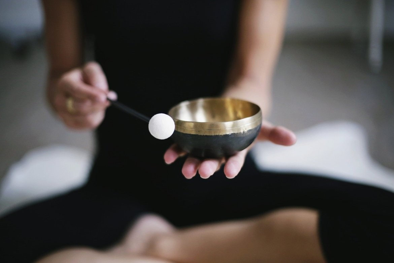 Hilfsmittel Meditation