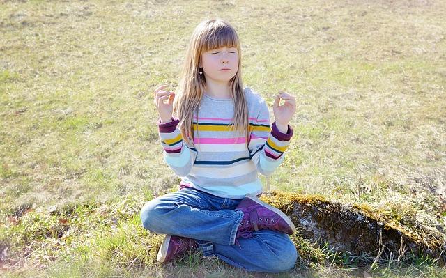 Atem Meditation für Kinder