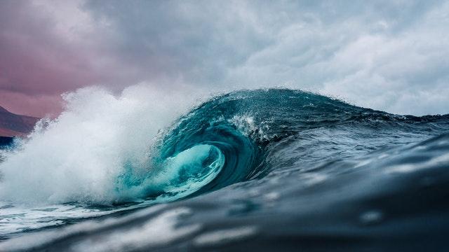 Wellenrauschen Konzentration