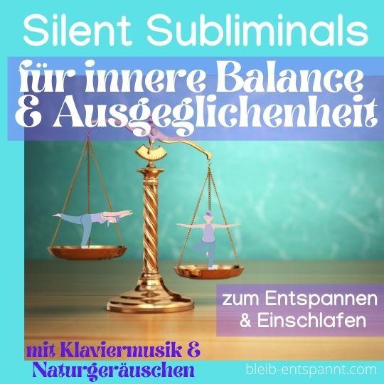 innere Ausgeglichenheit
