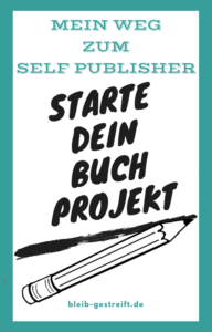 Buchprojekt starten