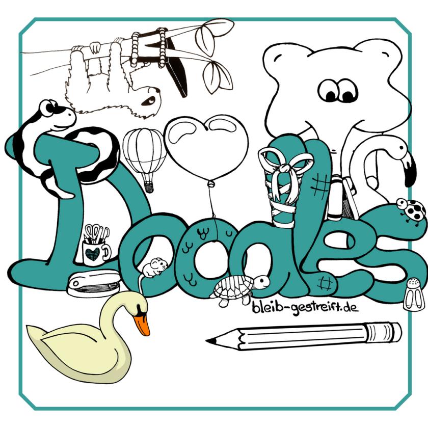 Doodles zeichnen