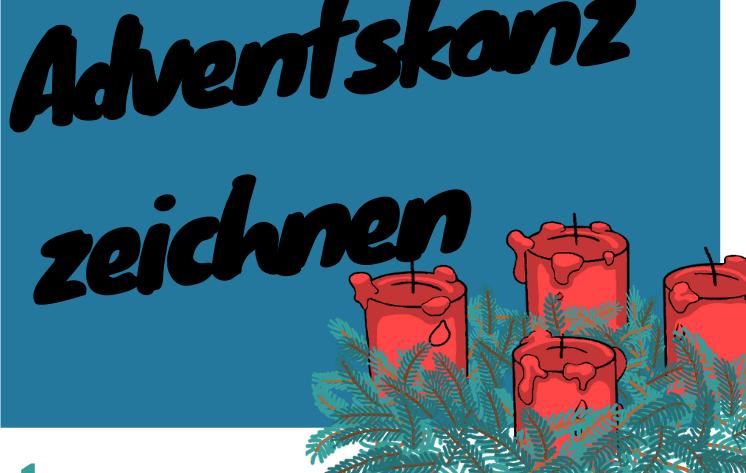 Adventskranz Cover