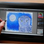 Titelbild digitales Zeichnen