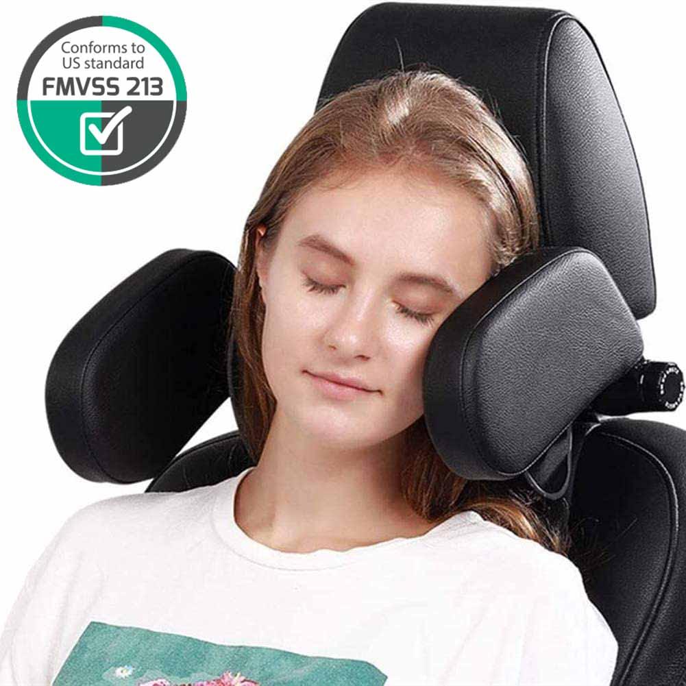 Premium Car Seat Headrest Pillows5