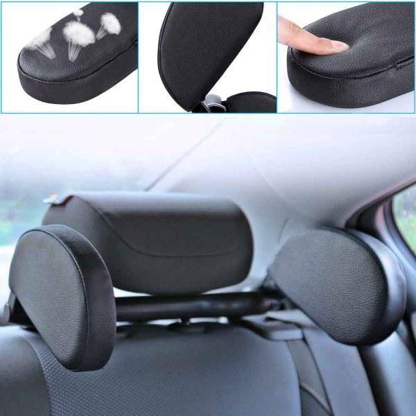 Premium Car Seat Headrest Pillows7
