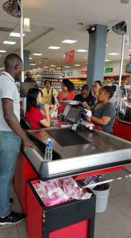 Shopping in Suriname