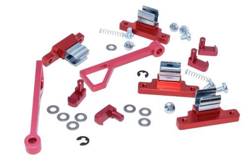 small resolution of aluminum 89 94 geo tracker suzuki sidekick soft top repair bundle 4 kits in 1