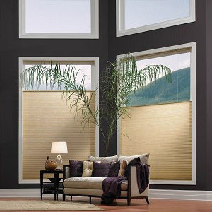 Honeycomb Shades at Blended Blinds