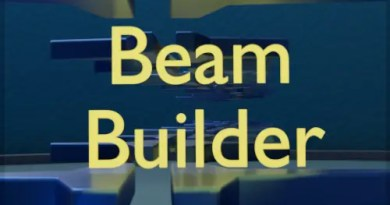 Beam Builder addon for Blender 2.8