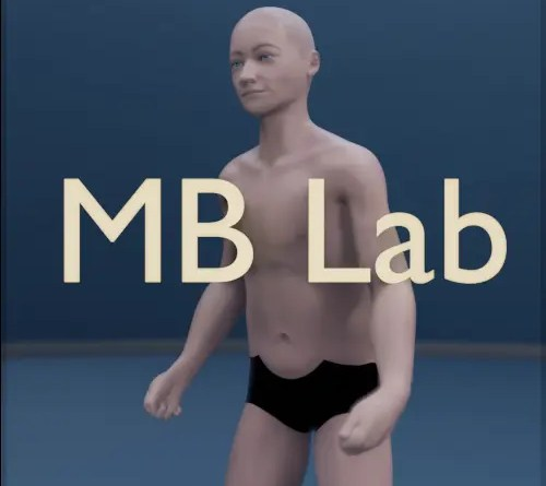 MB Lab addon