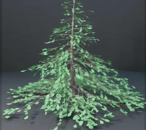 Modular Tree addon