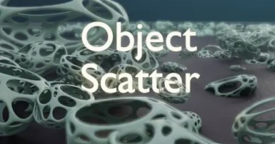 Object Scatter addon Blender 2.8