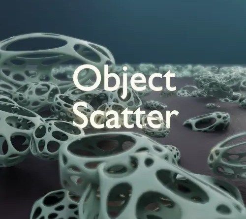 Object Scatter Addon - Blender 2 80