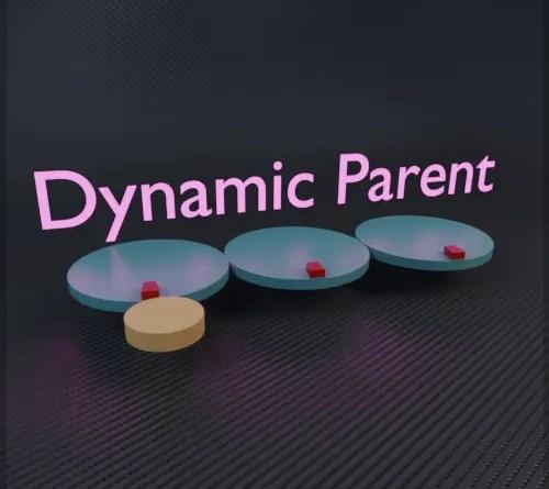 Cover Dynamic parent