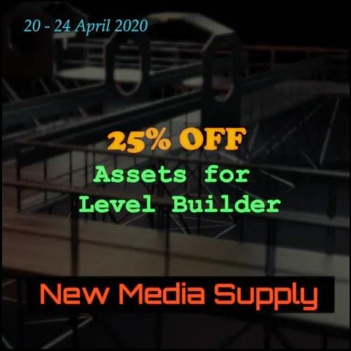 Assets for Level Builder