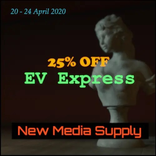 EV Express - Spring Sale
